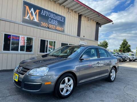 2008 Volkswagen Jetta for sale at M & A Affordable Cars in Vancouver WA