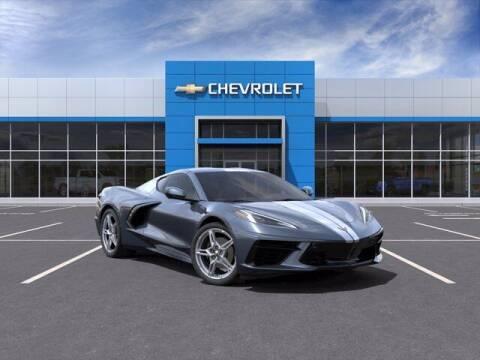 2021 Chevrolet Corvette for sale at Sands Chevrolet in Surprise AZ