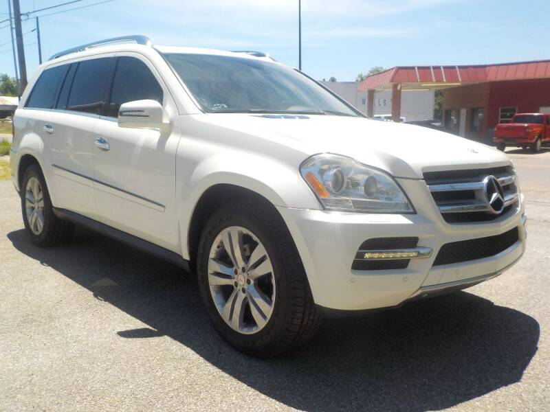 2011 Mercedes-Benz GL-Class for sale at Empire Auto Remarketing in Shawnee OK
