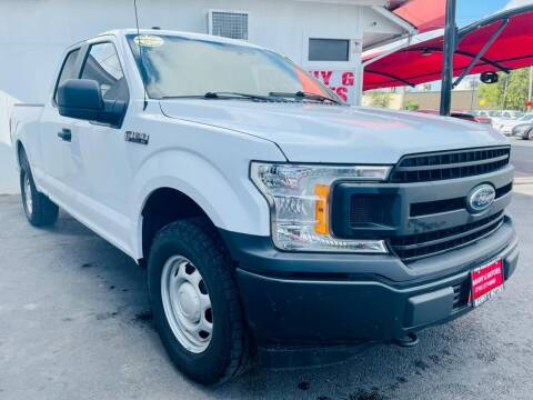 2018 Ford F-150 for sale at Manny G Motors in San Antonio TX