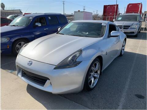 2010 Nissan 370Z for sale at Dealers Choice Inc in Farmersville CA