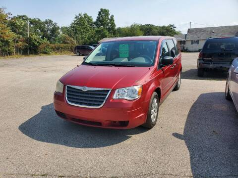 2008 Chrysler Town and Country for sale at ASAP AUTO SALES in Muskegon MI
