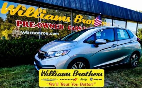 2020 Honda Fit for sale at Williams Brothers - Pre-Owned Monroe in Monroe MI
