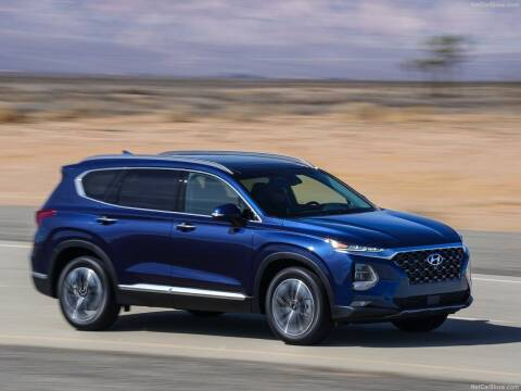 2020 Hyundai Santa Fe for sale at Xclusive Auto Leasing NYC in Staten Island NY