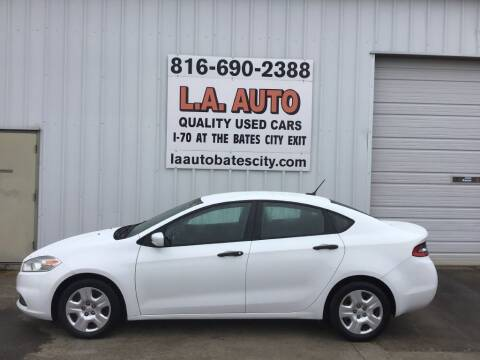 2013 Dodge Dart for sale at LA AUTO in Bates City MO