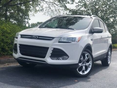 2014 Ford Escape for sale at William D Auto Sales in Norcross GA