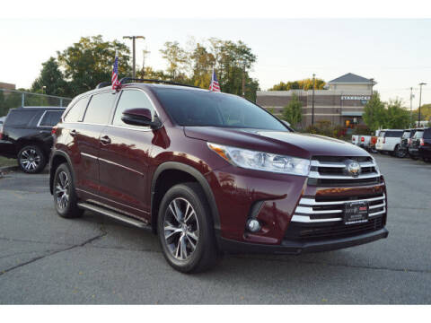 2017 Toyota Highlander for sale at Classified pre-owned cars of New Jersey in Mahwah NJ