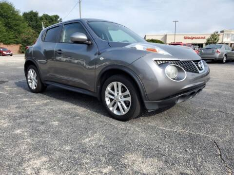 2013 Nissan JUKE for sale at Ron's Used Cars in Sumter SC
