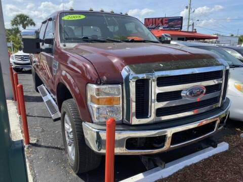 2008 Ford F-350 Super Duty for sale at Mike Auto Sales in West Palm Beach FL