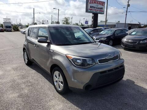 2015 Kia Soul for sale at Jamrock Auto Sales of Panama City in Panama City FL