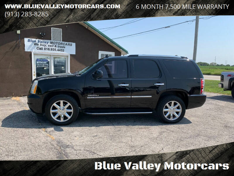 2011 GMC Yukon for sale at Blue Valley Motorcars in Stilwell KS
