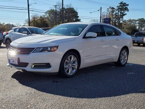 2018 Chevrolet Impala for sale at Gentry & Ware Motor Co. in Opelika AL