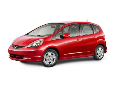 2013 Honda Fit for sale at BASNEY HONDA in Mishawaka IN