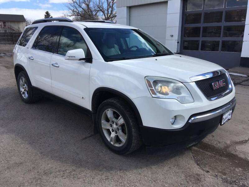 2009 GMC Acadia for sale at Northwest Auto Sales & Service Inc. in Meeker CO