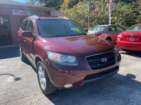 2007 Hyundai Santa Fe for sale at Doctor Auto in Cecil PA