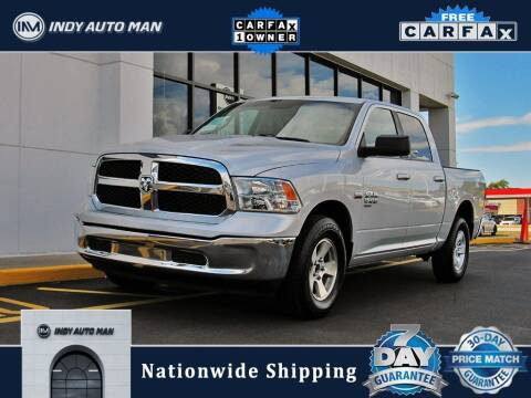2019 RAM Ram Pickup 1500 Classic for sale at INDY AUTO MAN in Indianapolis IN