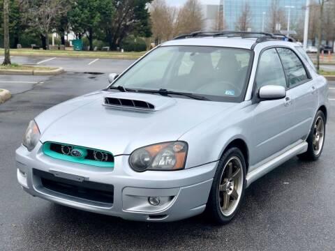 2005 Subaru Impreza for sale at Supreme Auto Sales in Chesapeake VA