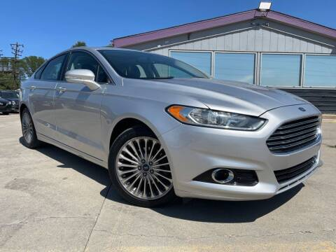 2014 Ford Fusion for sale at Colorado Motorcars in Denver CO