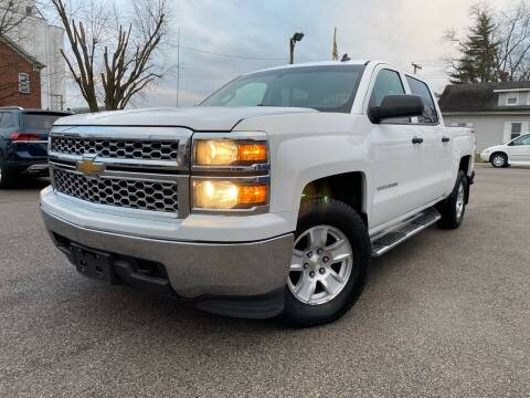 2014 Chevrolet Silverado 1500 for sale at Total Eclipse Auto Sales & Service in Red Bud IL