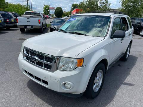 2012 Ford Escape for sale at Diana Rico LLC in Dalton GA