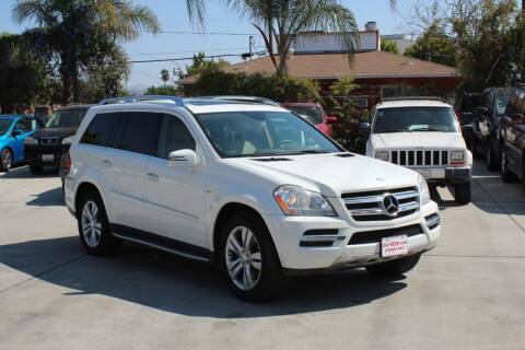 2012 Mercedes-Benz GL-Class for sale at Car 1234 inc in El Cajon CA