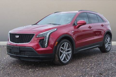 2019 Cadillac XT4 for sale at Ron Carter  Clear Lake Used Cars in Houston TX