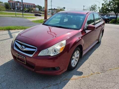 2011 Subaru Legacy for sale at Auto Hub in Grandview MO