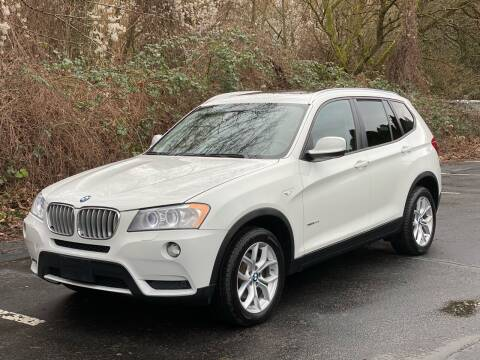 2014 BMW X3 for sale at Trucks Plus in Seattle WA