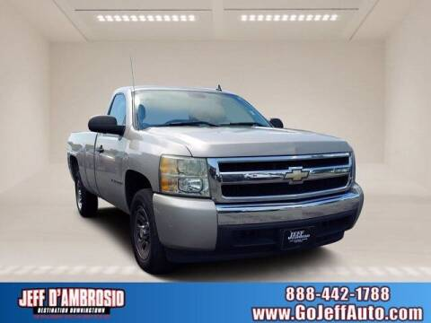 2008 Chevrolet Silverado 1500 for sale at Jeff D'Ambrosio Auto Group in Downingtown PA