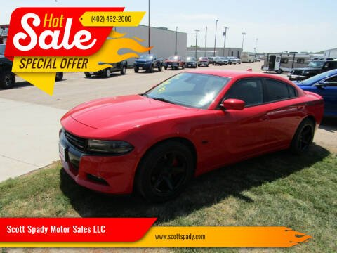 2016 Dodge Charger for sale at Scott Spady Motor Sales LLC in Hastings NE