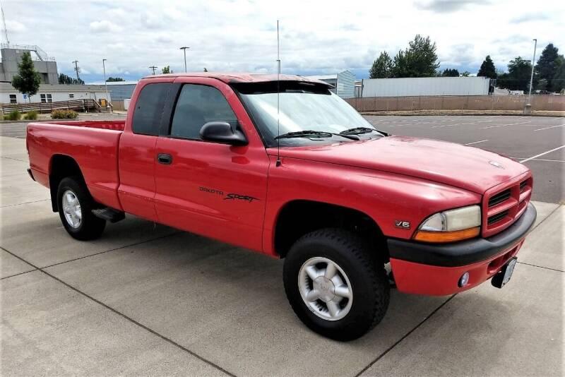 1998 Dodge Dakota for sale at SWIFT AUTO SALES INC in Salem OR
