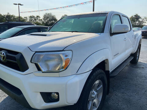 2013 Toyota Tacoma for sale at EAGLE ONE AUTO SALES in Leesburg OH