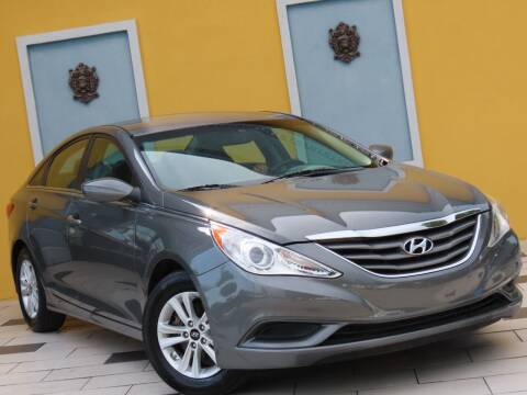 2011 Hyundai Sonata for sale at Paradise Motor Sports LLC in Lexington KY