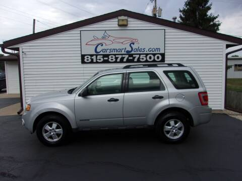 2008 Ford Escape for sale at CARSMART SALES INC in Loves Park IL