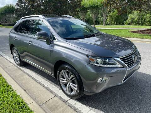 2015 Lexus RX 350 for sale at Perfection Motors in Orlando FL