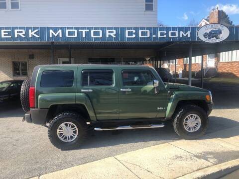 2006 HUMMER H3 for sale at Berk Motor Co in Whitehall PA