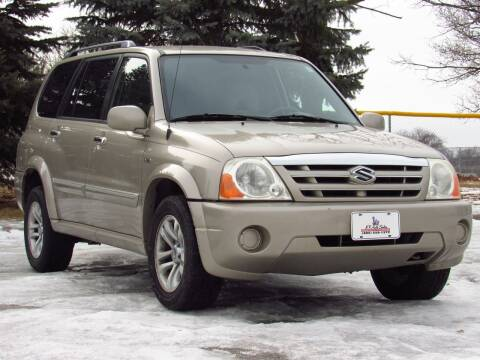 2005 Suzuki XL7 for sale at NY AUTO SALES in Omaha NE