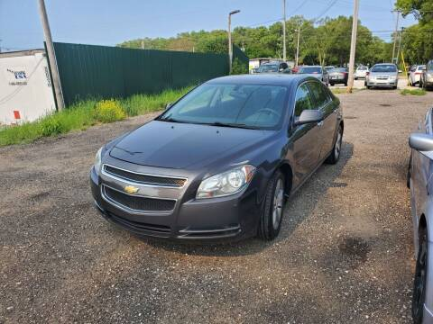 2012 Chevrolet Malibu for sale at ASAP AUTO SALES in Muskegon MI