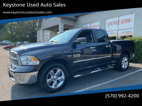 2016 RAM Ram Pickup 1500 for sale at Keystone Used Auto Sales in Brodheadsville PA