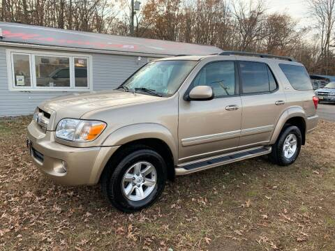 2005 Toyota Sequoia for sale at Manny's Auto Sales in Winslow NJ