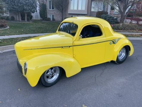 1940 Willys Coupe for sale at Classic Car Deals in Cadillac MI