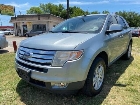 2007 Ford Edge for sale at Cash Car Outlet in Mckinney TX