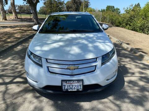 2015 Chevrolet Volt for sale at CARFORNIA SOLUTIONS in Hayward CA