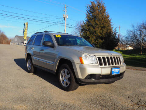 2010 Jeep Grand Cherokee for sale at Crestwood Auto Sales in Swansea MA