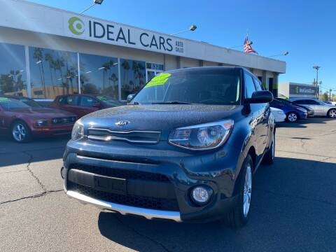 2017 Kia Soul for sale at Ideal Cars in Mesa AZ