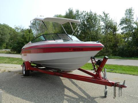1988 Rinker Captiva 186 for sale at Triple R Sales in Lake City MN