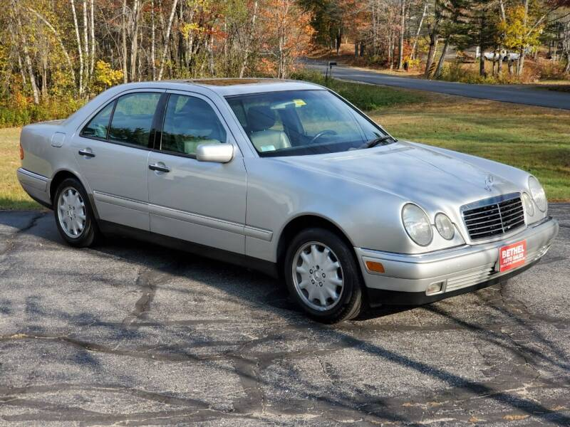 1998 Mercedes-Benz E-Class for sale at Bethel Auto Sales in Bethel ME