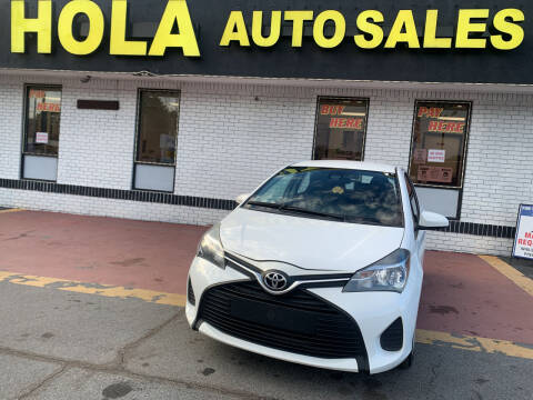 2017 Toyota Yaris for sale at HOLA AUTO SALES CHAMBLEE- BUY HERE PAY HERE - in Atlanta GA