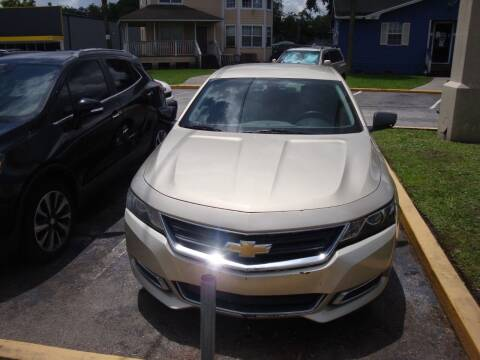 2014 Chevrolet Impala for sale at Mikano Auto Sales in Orlando FL