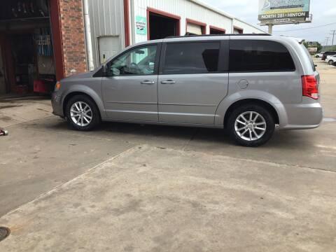 2014 Dodge Grand Caravan for sale at 4 B CAR CORNER in Anadarko OK